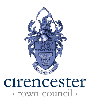 Cirencester town council logo