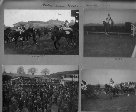 Cheltenham Races, March 1928