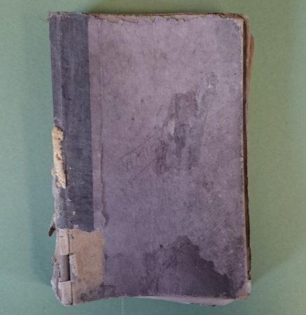 Diary, written in 1925