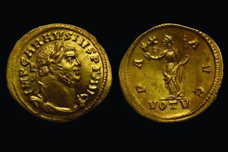 Gold Aureus