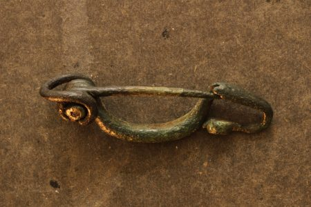 Iron Age brooch