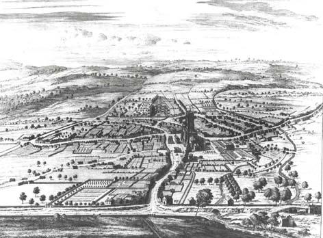 Kip Cirencester Print