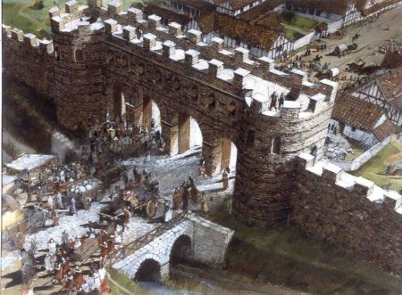 Verulanium Gate