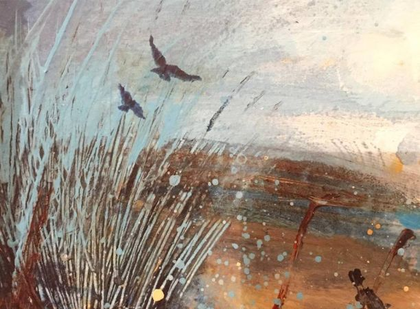 'Whispers of a Landscape' by Sarah Butler