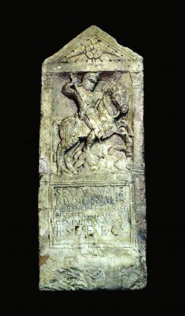 Tombstone of Sextus Valerius Genialis