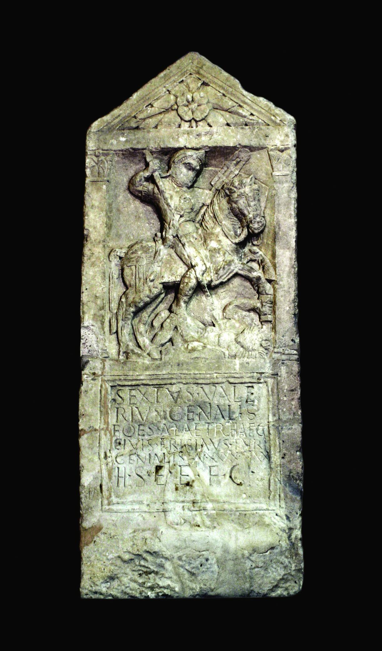 """Résultat de recherche d'images pour """"Sextus Valerius Genialis"""""""