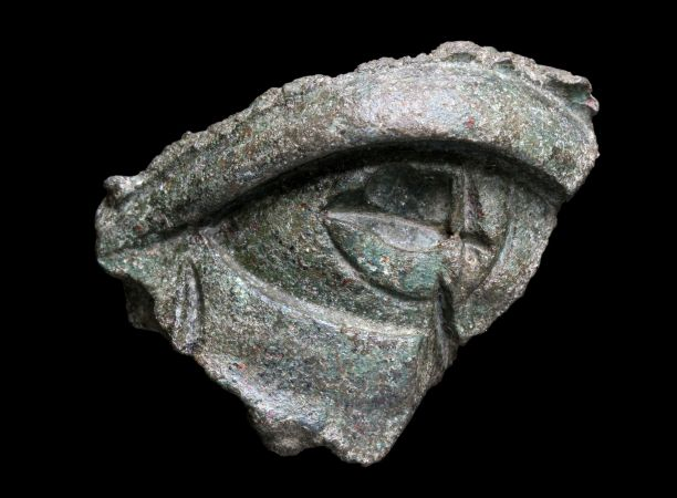 Leaded copper-alloy eye