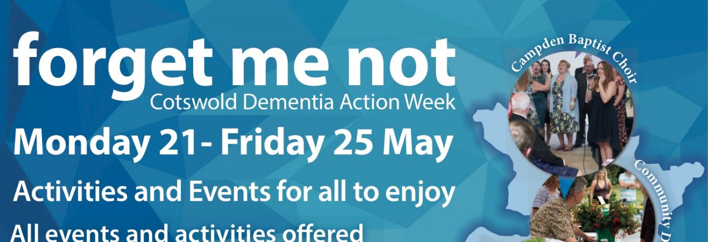 Dementia Action Week workshop
