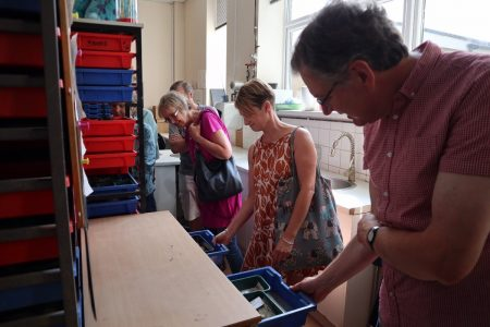 Cotswold Archaeology laboratories