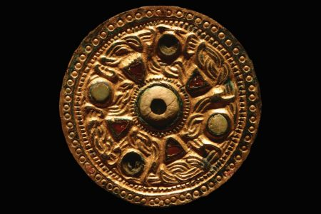 Anglo Saxon Brooch