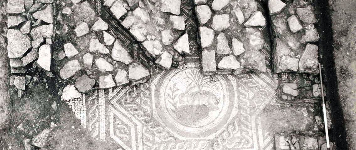 Hare mosaic