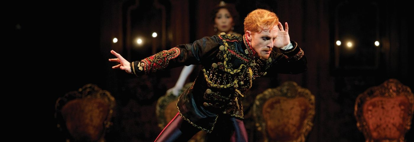 mayerling steven mcrae as crown prince rudolf the royal ballet
