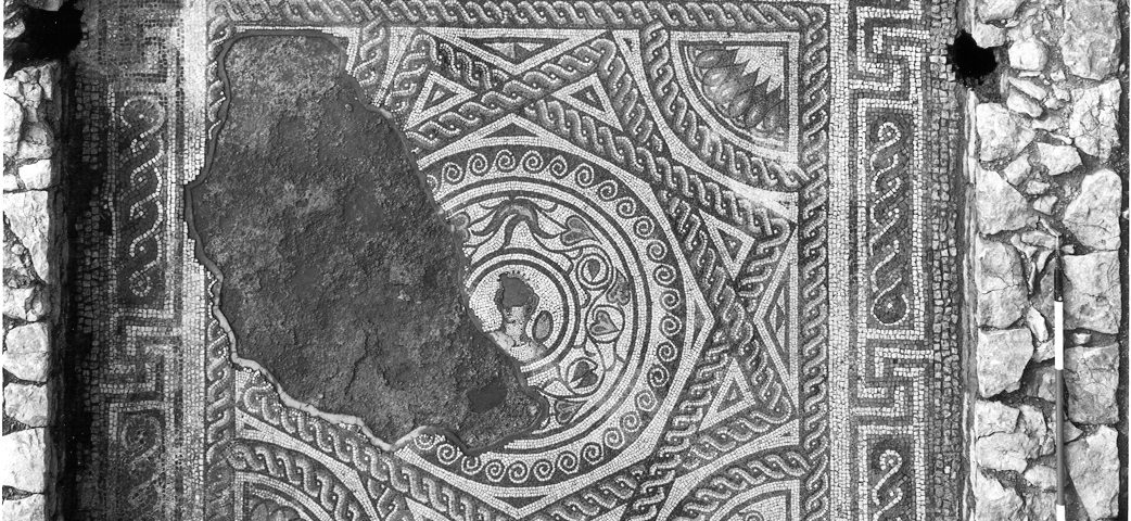 Kingscote mosaic