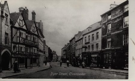 Walking the Past: Cirencester