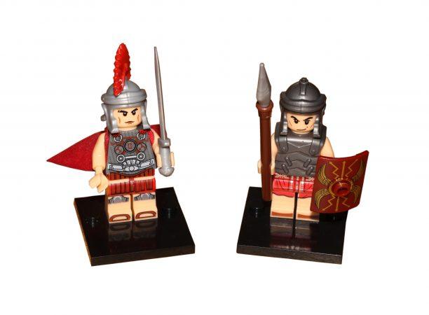 Roman Mini-figures