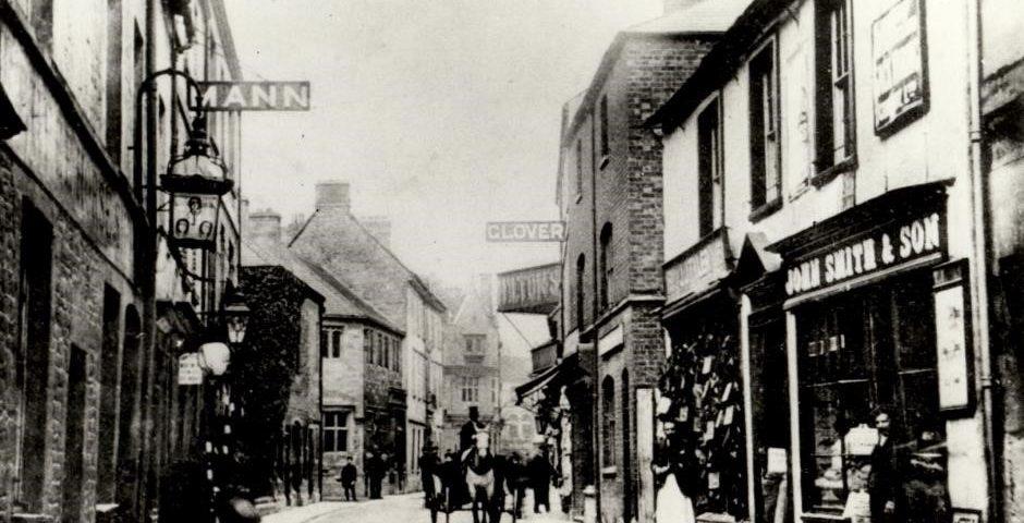 Cricklade Street, Cirencester