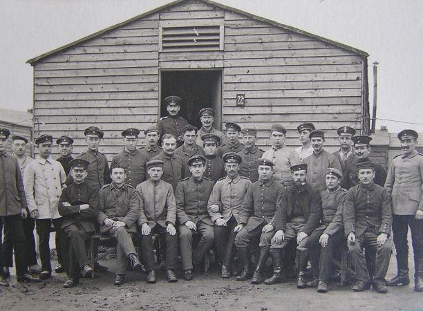 WW1 Prisoner of War Camps