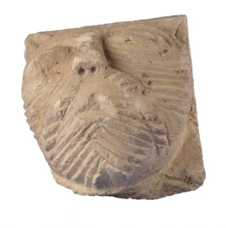 Medieval stone corbel