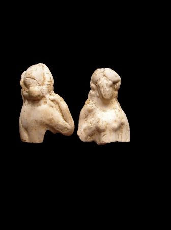 Roman figurine