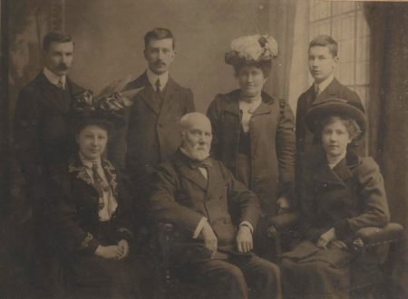Trinder Family Portrait