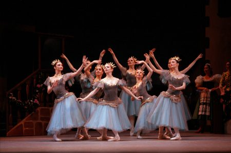 Coppelia.The Royal Ballet