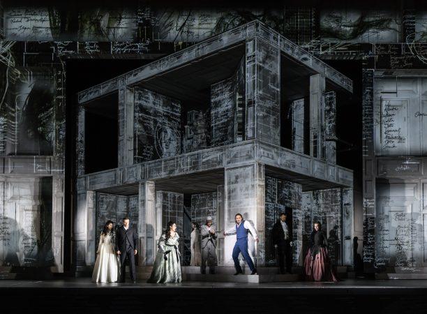 Don Giovani Royal Opera House Live