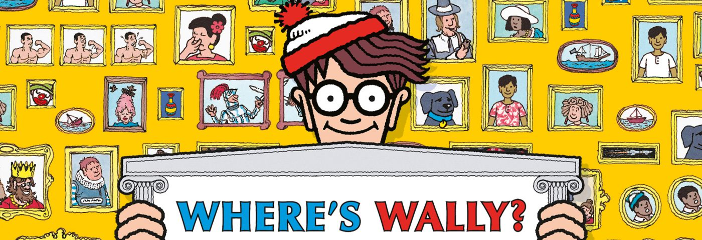 Where's Wally Big Museum Hunt