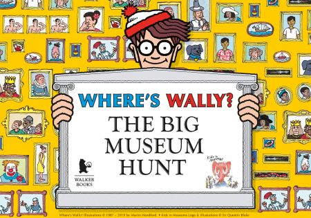 Where's Wally Big Museum Hunt